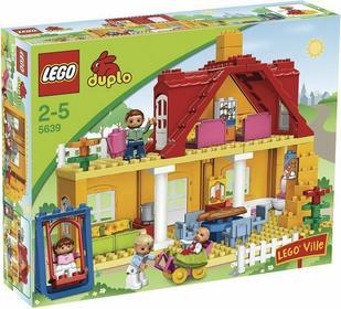 LEGO Duplo - Dom rodzinny 5639