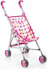 Johntoy Wózek dla lalek Girls World