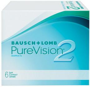 Bausch&Lomb Pure Vision 2 HD 6 szt.