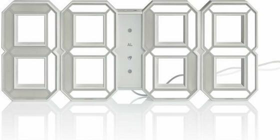 Nextime LED 3018 Zegar ścienny / Zegar stołowy 28,3x11
