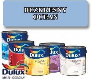 Dulux Kolory Świata BEZKRESNY OCEAN 5L HAN08896