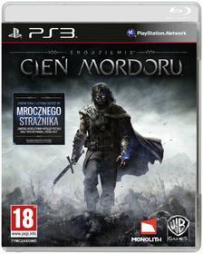 Śródziemie Cień Mordoru PS3