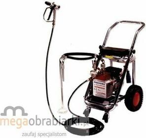 IMPORT SX Agregat malarski na kółkach TR4000 TR 4000
