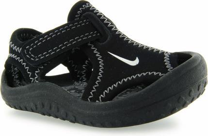 Nike SUNRAY PROTECT BLACK NI344925 011 Obuwie dziecięce