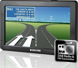 Snooper  DB8500 PRO Sound Truckmate LKW