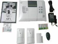 Risco Bezprzewodowy kompletny zestaw alarmowy GTI RWSALVPG1PLA w kompaktowej obu