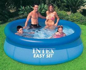 Intex Basen ogrodowy rozporowy 28110