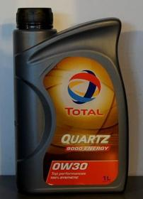 Total Quartz 9000 Energy 0W-30 1L