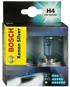 Bosch Żarówki Xenon Silver H4 12V 60/55W (2 szt.)