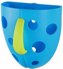 BabyOno Pojemnik na zabawki kąpielowe niebieski