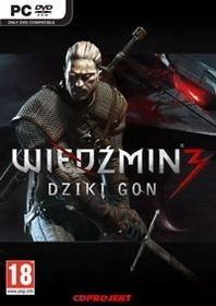 CD Projekt RED Wiedźmin 3 Dziki Gon PC