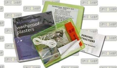 BCB Zestaw Surwiwalowy - Personal Safety Kit - CK528