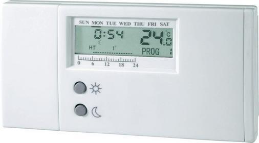 Conrad Regulator temperatury / termostat pokojowy RT-W program tygodniowy