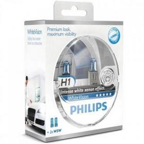 Philips WhiteVision H1 12V 55W + W5W