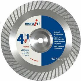 MARCRIST CG750 tarcza tnąca 230x22,2 TNĄCO-SZLIFUJĄCA (MC2350) MC2350.0230.