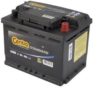 Centra Standard 12 V 55Ah 460A P+ CC550