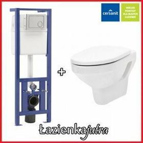 Cersanit LINK OLIMPIA 4W1 Zestaw podtynkowy do WC K97-292