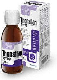 Novascon Thonsilan 120 ml