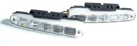 Profesjonalne Światła / Halogeny LED ze ściętymi kloszami, do jazdy dziennej. 2