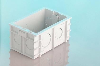 podtynkowa puszka instalacyjna 101x67x50 (UK box 118) do włączników LIVOLO