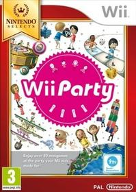 Wii Party Selects Wii
