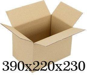 LAGIS 390x220x230 Karton Pudełko Kartony komplet - 10 szt