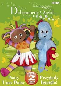 Best Film Dobranocny Ogród 2: Psoty Upsy Daisy / Przygody Igipigla (BBC) BOX [2D