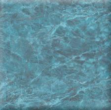 Tubądzin Domino Tamiza Płytka podłogowa 33,3x33,3 Niebieski 1 Poler