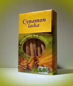 Dary Natury Cynamon Laska 40g