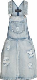 MINKPINK INSTINCT BLUES Sukienka jeansowa niebieski M8621C00O-K11