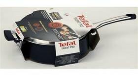 Tefal Patelnia TalentPro C6213352 Czarna