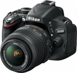 Nikon D5100 + 18-55 VR + 55-300 VR kit