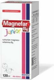 Biofarm Magnefar B6 Junior 120 ml