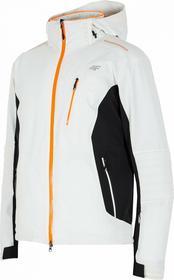 4F [T4Z14-KUMN101] Kurtka narciarska męska KUMN101 - biały