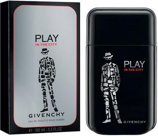 Givenchy Play In The City woda toaletowa 100 ml