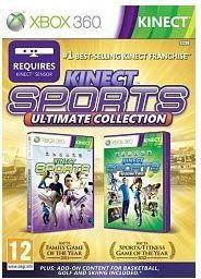 Kinect Sports 1+2 Ultimate Collection Xbox 360