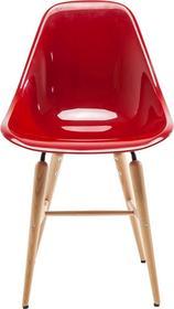 Kare Design Krzesło Forum Czerwone
