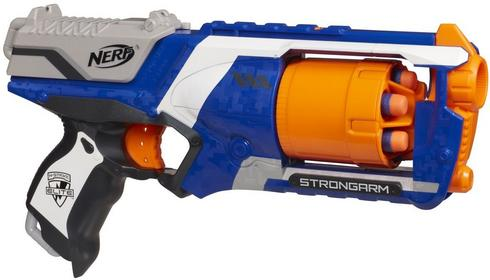 Hasbro Nerf Elite wyrzutnia Strongarm