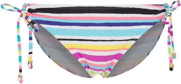 Roxy figi plażowe kolorowy RO541B04O-L11