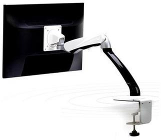 Acerico S1arm - uniwersalny Uchwyt monitora LCD do 3 - 9kg 17 - 24