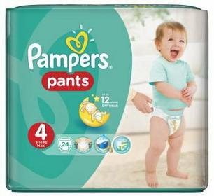Pampers Pants 4 Maxi 24 szt.