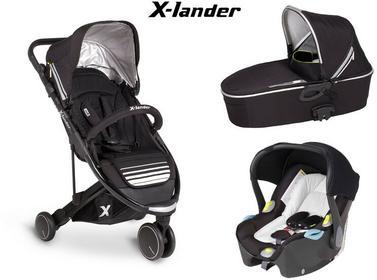 X-lander X-Fit 14 BLACK 3w1