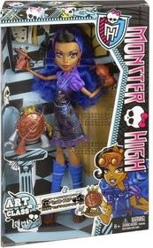 Mattel Monster High Upiorna Sztuka Robecca Steam BDD79