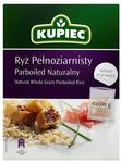 Kupiec Ryż pełnoziarnisty parboiled naturalny 4x100 g