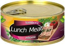 Konserwy mięsne