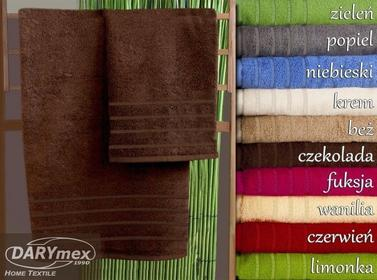 Topcotton.pl Ręcznik bawełniany 50x90 Zefir 450g/m2