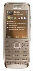 Nokia E52 Brązowy