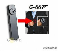 gospy.pl Guzik szpiegowski G-007 4GB G-08403200
