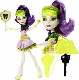 Mattel Monster High - Sportowe upiorki Spectra Vondergeist BJR13