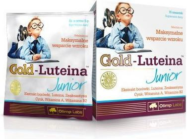 Olimp GOLD LUTEINA JUNIOR 15 szt.